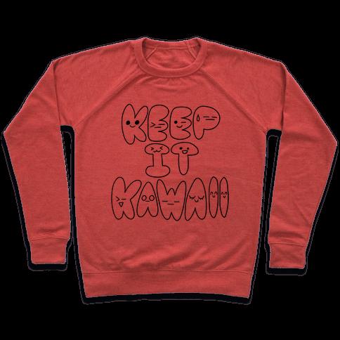 Keep It Kawaii Pullover