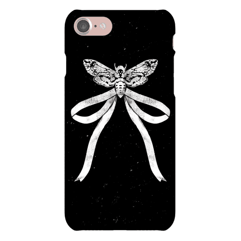 Moth Bow Phone Case