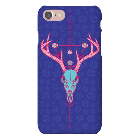 Mystic Skull Phone Case