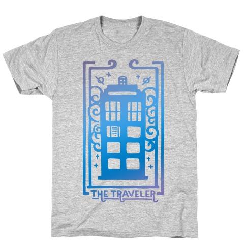 Time Traveler Tarot T-Shirt
