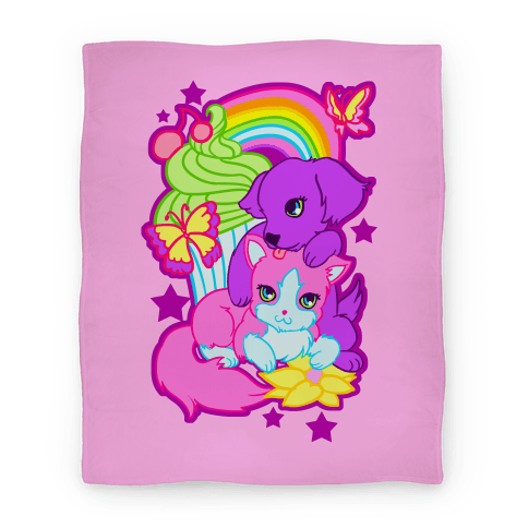 Double Trouble Blanket Blanket