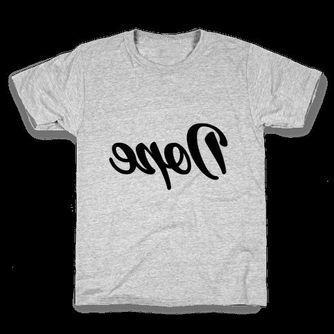 Backwards Dope Kids T-Shirt