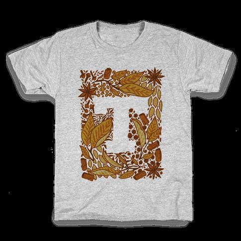The Letter Tea Kids T-Shirt