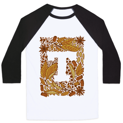 The Letter Tea Baseball Tee