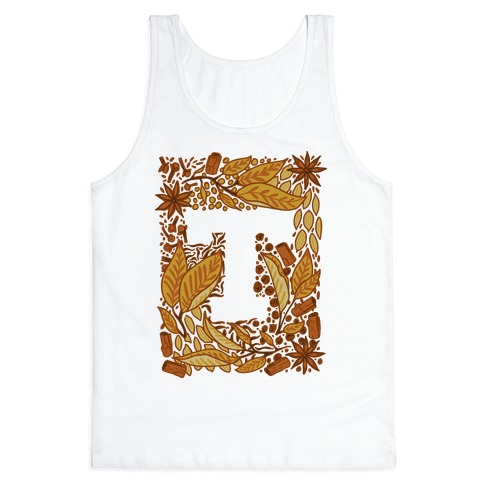 The Letter Tea Tank Top