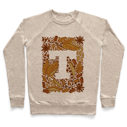 The Letter Tea Pullover