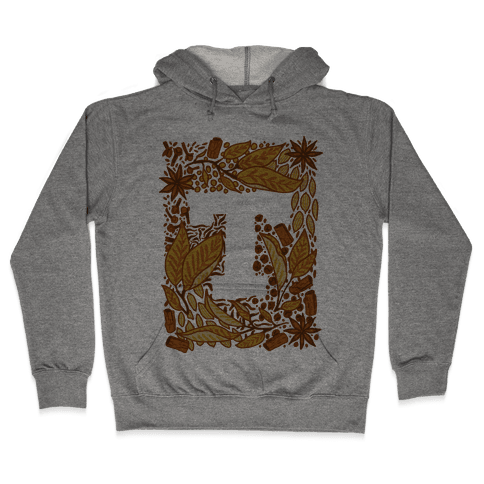 The Letter Tea Hooded Sweatshirt