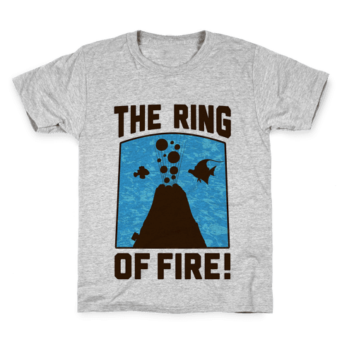 The Ring of Fire Kids T-Shirt