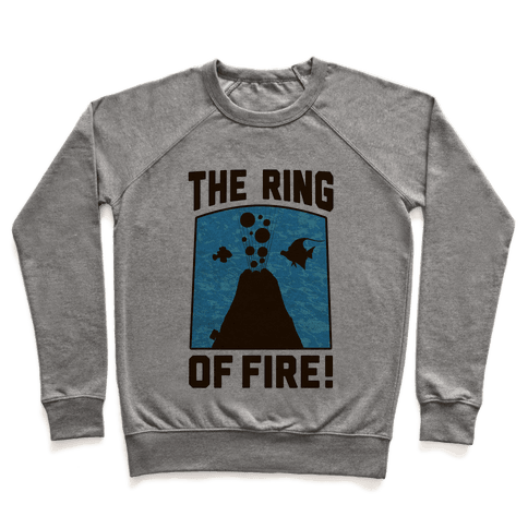 The Ring of Fire Pullover