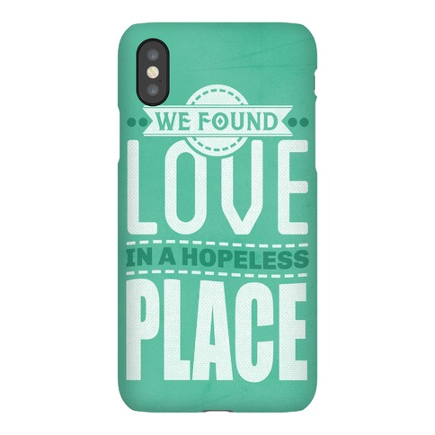 Found Love Phone Case