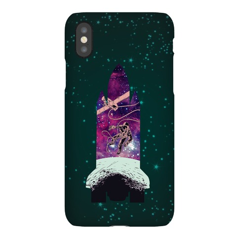 Galactic Space Vignette Phone Case