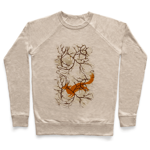 Rabbit And The Fox Chase Pullover
