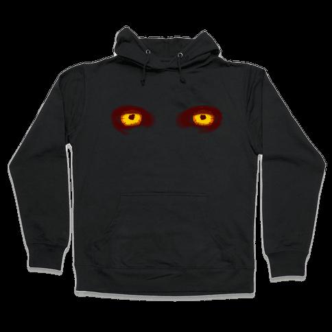 Rage Virus Eyes Hooded Sweatshirt