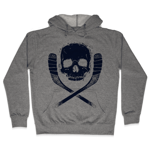 Hockey Roger Hooded Sweatshirt