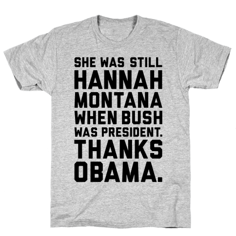 Thanks Obama Mens T-Shirt
