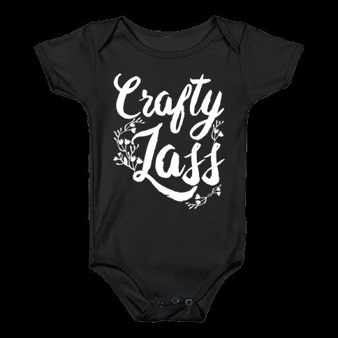 Crafty Lass Baby Onesy