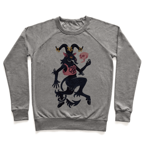Goth Goat Pullover