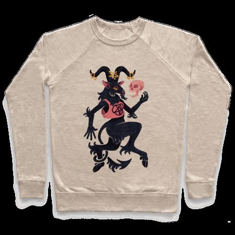 Goth Goat Pullover