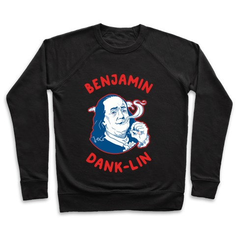 Benjamin Dank-lin Pullover