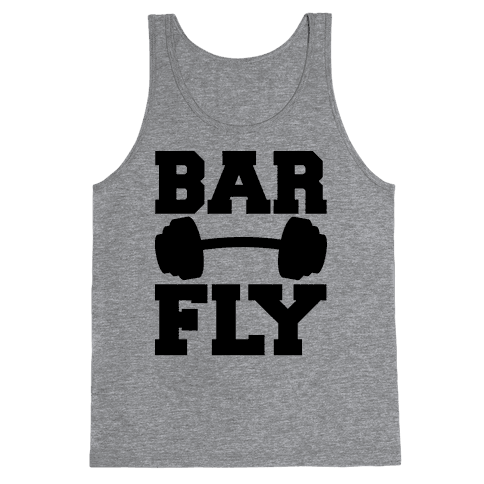 Bar Fly Tank Top