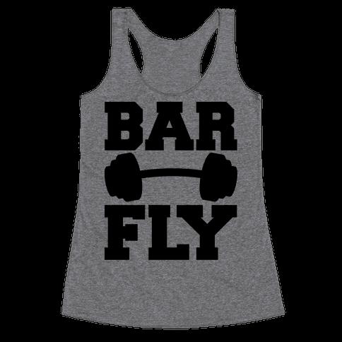 Bar Fly Racerback Tank Top