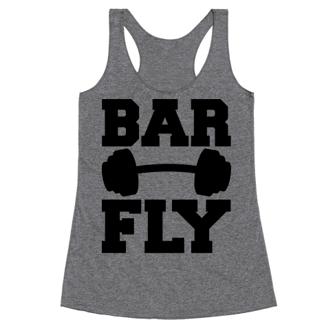 Bar Fly Racerback Tank Top