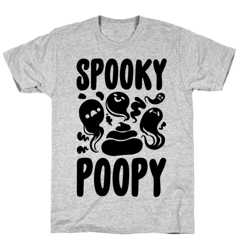 Spooky Poopy T-Shirt