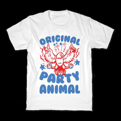 Original Party Animal Kids T-Shirt