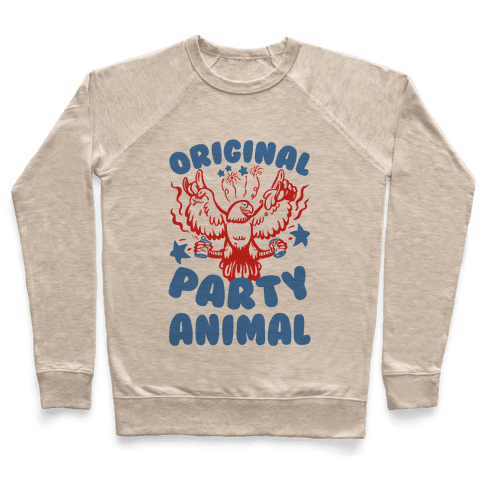 Original Party Animal Pullover
