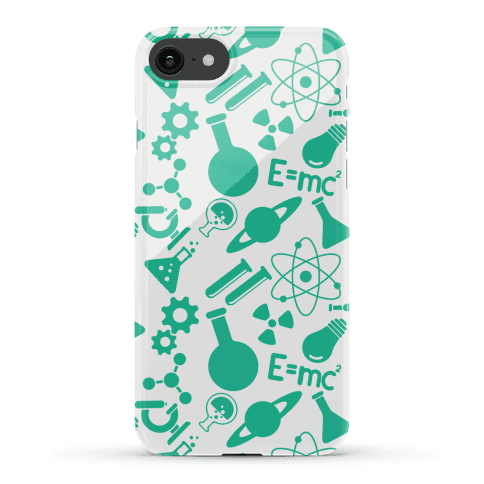 Science Pattern Phone Case