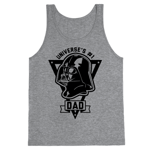 Darth Dad Tank Top