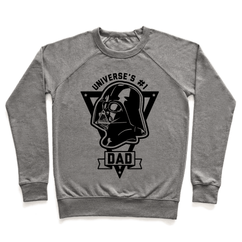 Darth Dad Pullover