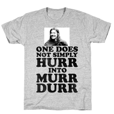 Derp Boromir T-Shirt