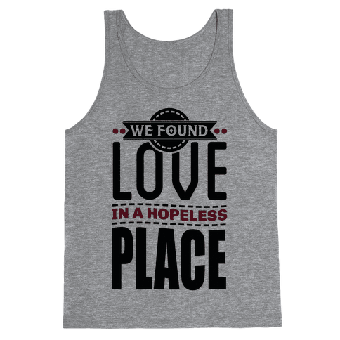 Found Love Tank Top