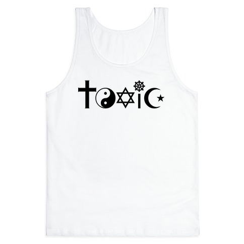 Toxic Religion Tank Top