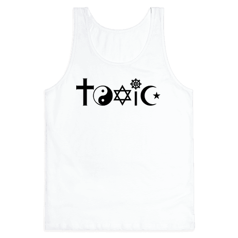 Toxic Religion Tank Top
