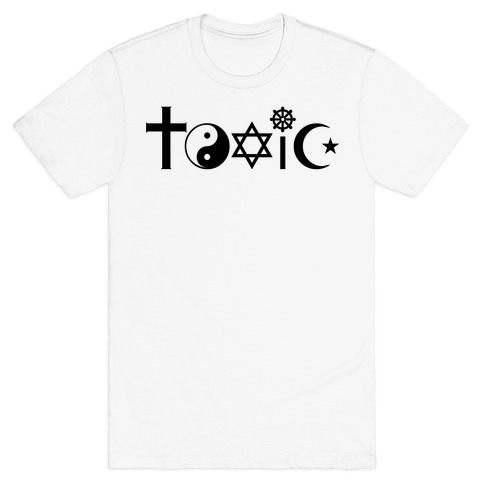Toxic Religion T-Shirt