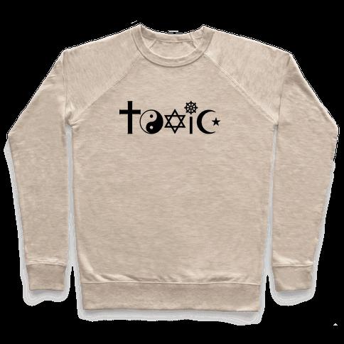 Toxic Religion Pullover