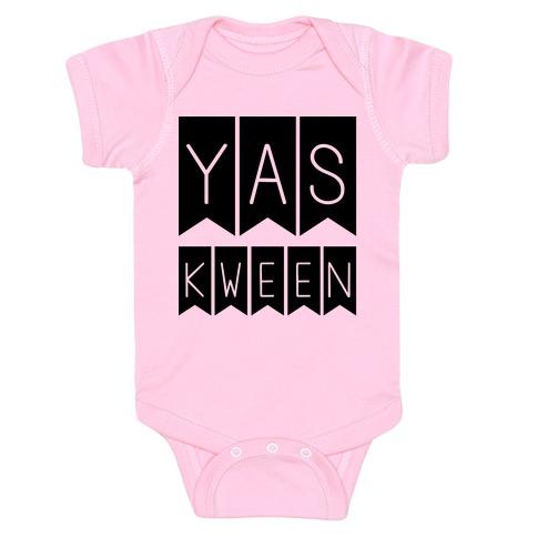 Yas Kween Baby Onesy