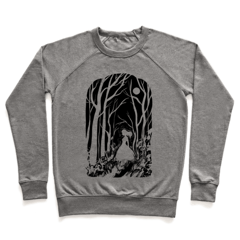 Ghost In The Woods Pullover