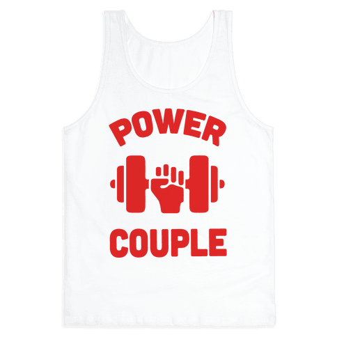Power Couple Tank Top