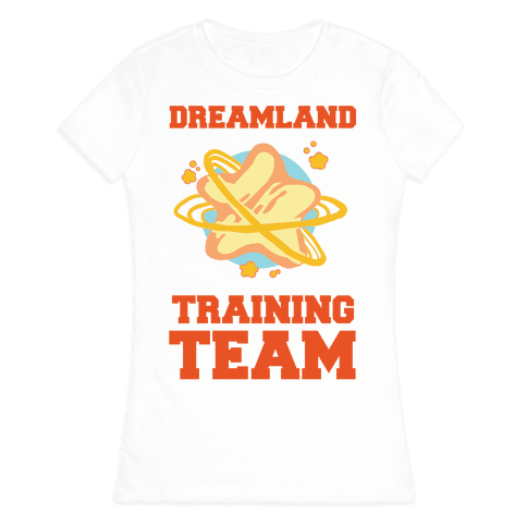 Dreamland Fitness Team Womens T-Shirt