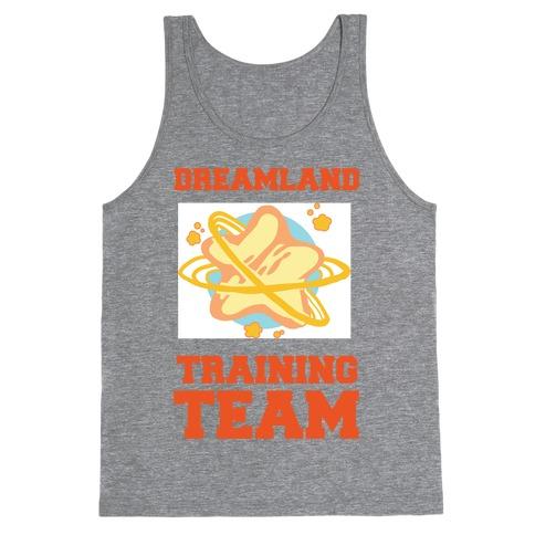 Dreamland Fitness Team Tank Top