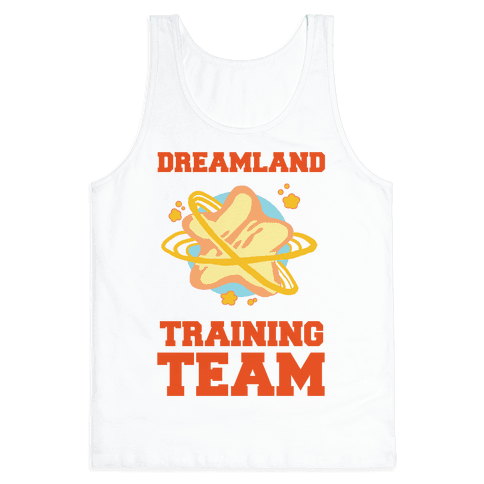 Dreamland Fitness Team Tank Top