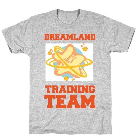 Dreamland Fitness Team T-Shirt