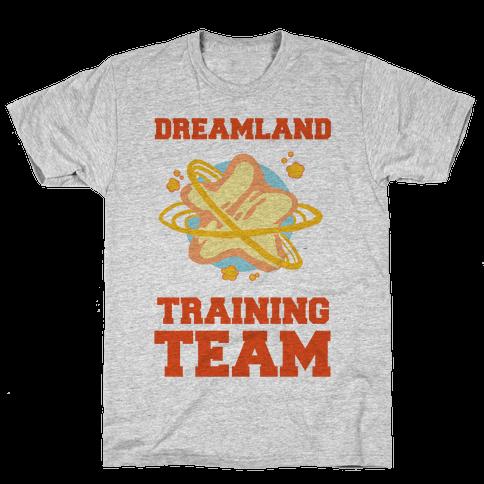 Dreamland Fitness Team Mens T-Shirt