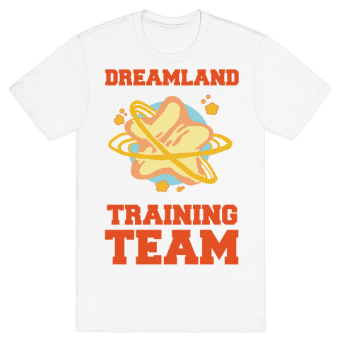 Dreamland Fitness Team Mens T-Shirt