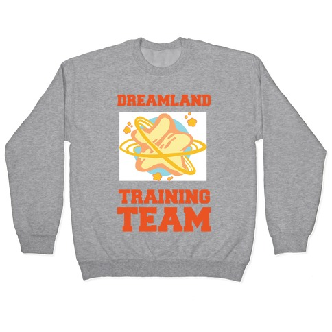 Dreamland Fitness Team Pullover
