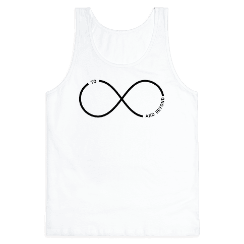 And Beyond Tank Top
