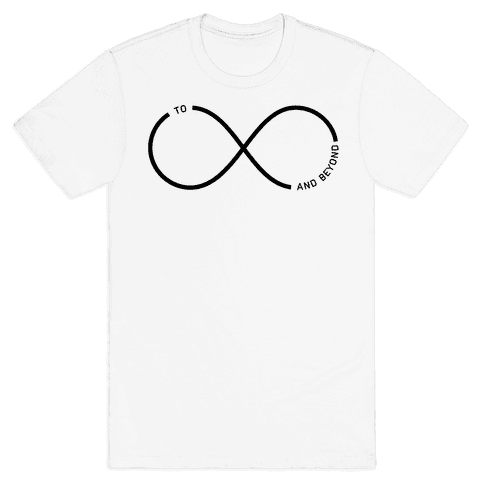 And Beyond Mens T-Shirt